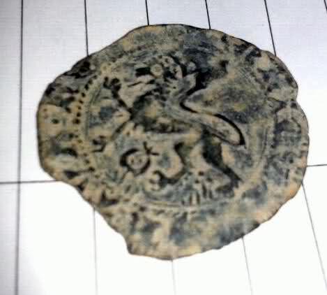 Maravedí de Enrique IV (Palencia, 1468-1470) [Roma-Braña 107] 34zllc3