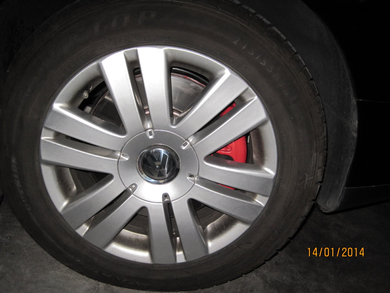 Mi Volkswagen Passat Variant 35mmqdc