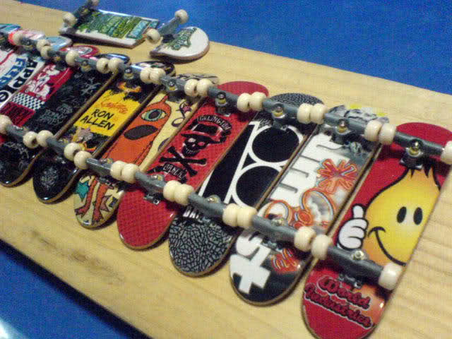 Tech Deck Collection 5l4042