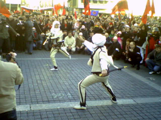 PYRRHIC DANCE 5n33k