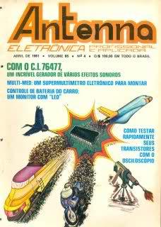 Revistas de Eletrônica Descontinuadas 65u9fo
