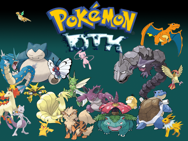 Pokémon Online DTK