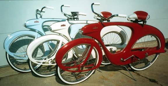 La bicicleta del futuro - ¡1946! 70do3n