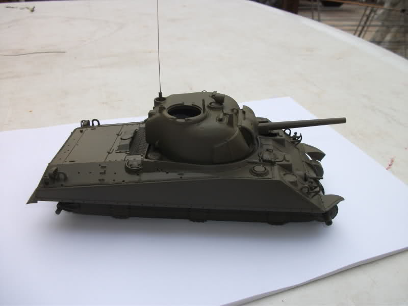 Sherman M4A4 Cyber-hobby 1/35  fini!!!!!!! - Page 6 91gtww