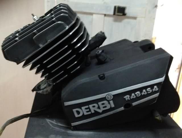 Mi nueva Derbi Sport Coppa 98cbj7