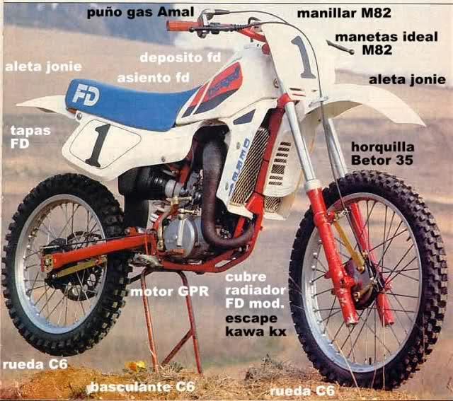 Derbi CR 80 A26d8y