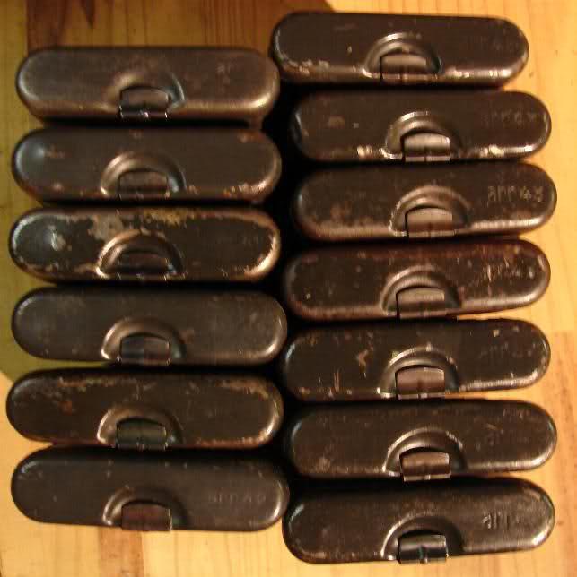 Boites de nettoyage R.G. 34 pour Mauser 98k - Page 2 Ams8ps