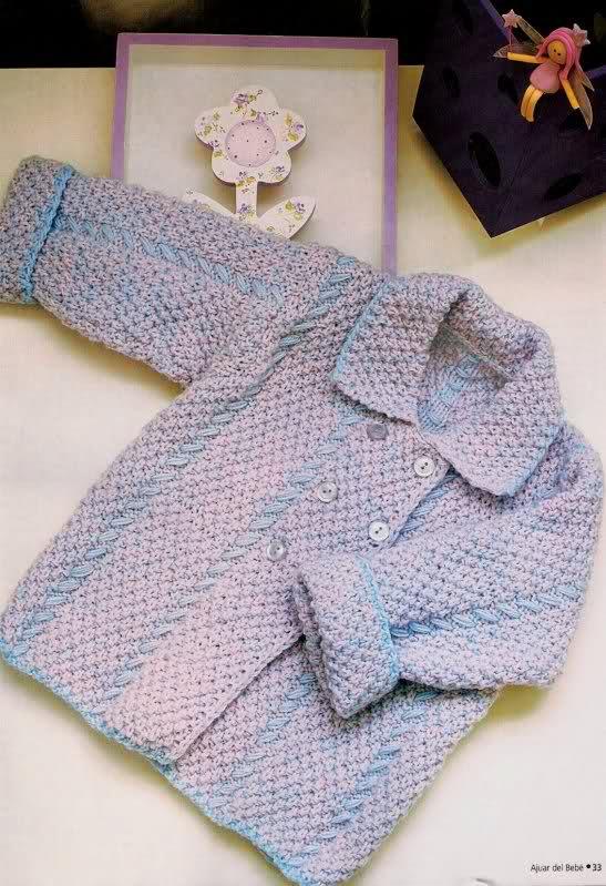 Otras chaquetitas de bebés (Para otoño-invierno)(Matilde) Auv510