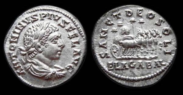 ELAGABAL:Quand la pierre d'Emèse détronna les dieux de Rome Axxsux