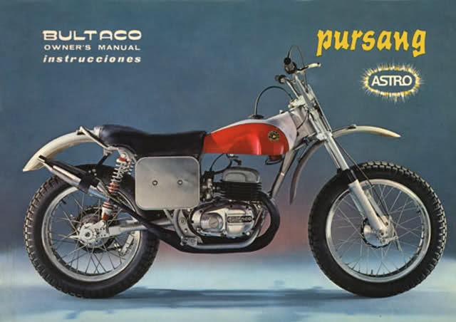 La Bultaco Astro B9iro0