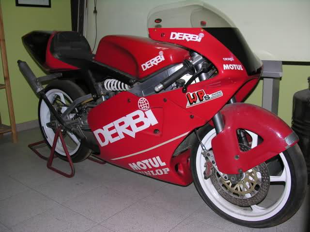 variant - Derbi 80 GP con motor Variant Dfexkz