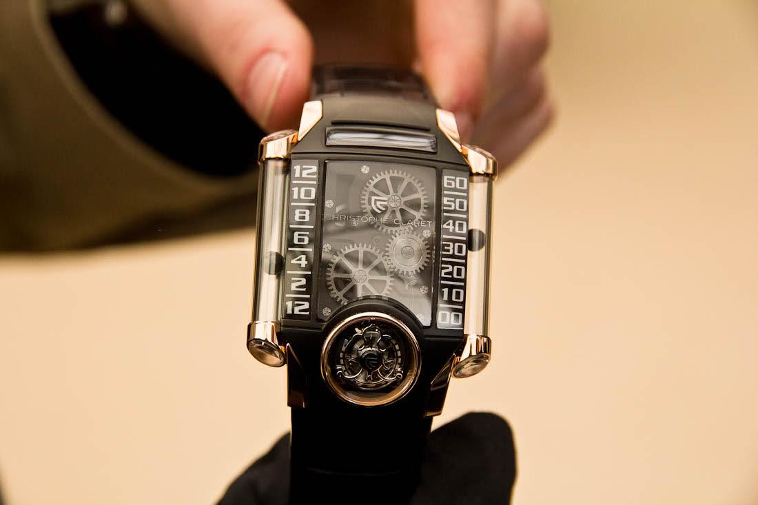 La plus belle montre vue à Baselworld, une Zenith !! Dg0wg2