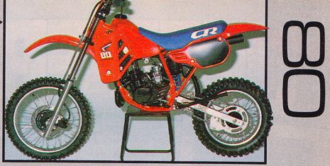 cross - Motos TT y Cross de 80 cc Fxxuux