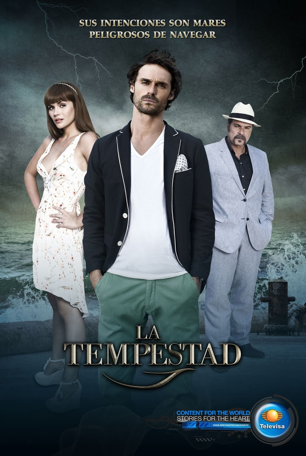 Буря / La Tempestad Fz12sj