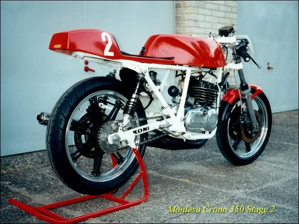 crono - Montesa Crono 75 J15554