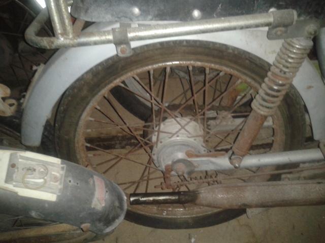Ciclomotor Jumarba K2z5ar