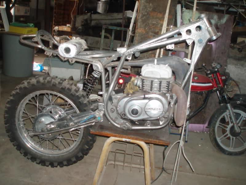 Bultaco Frontera MK11 370 - Restauración Ke86jb