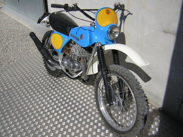 Mi Bultaco Frontera MK-10 250 M9u53m