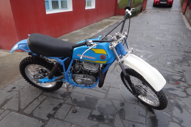 Mi Bultaco Frontera 370 Mm0co