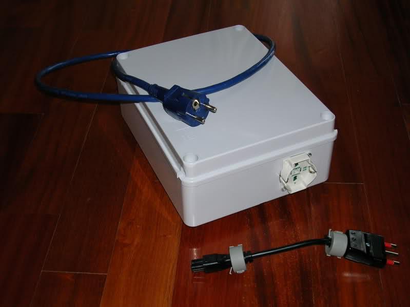 Condizionatore di rete per sorgenti digitali e PC Pcg7n