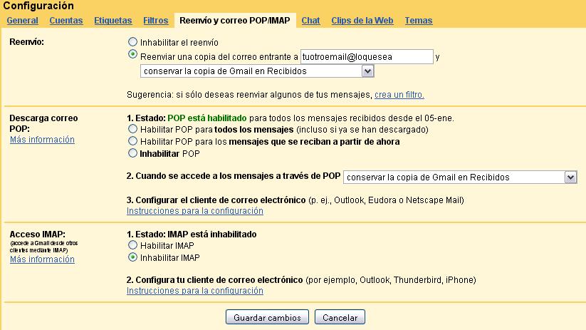 [Tutorial] Reenviar un Email utilizando GMail Sz7r4w