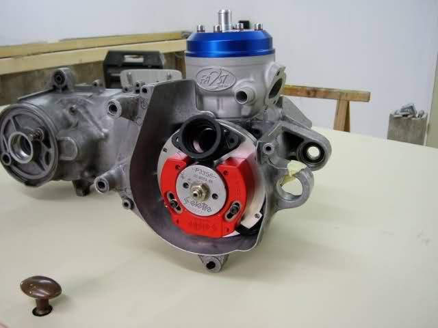 Motores especiales e injertos T7g4r7