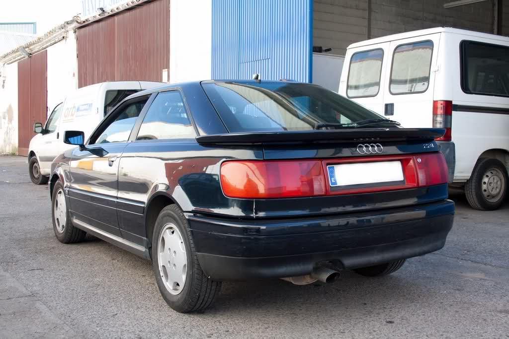 Audi Coupé B4 2.3E Ve3t48