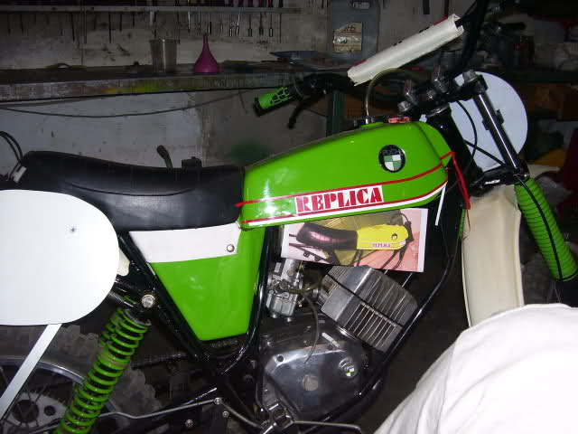 Puch Cobra Réplica Coronil - ManaPuch Vghrf4