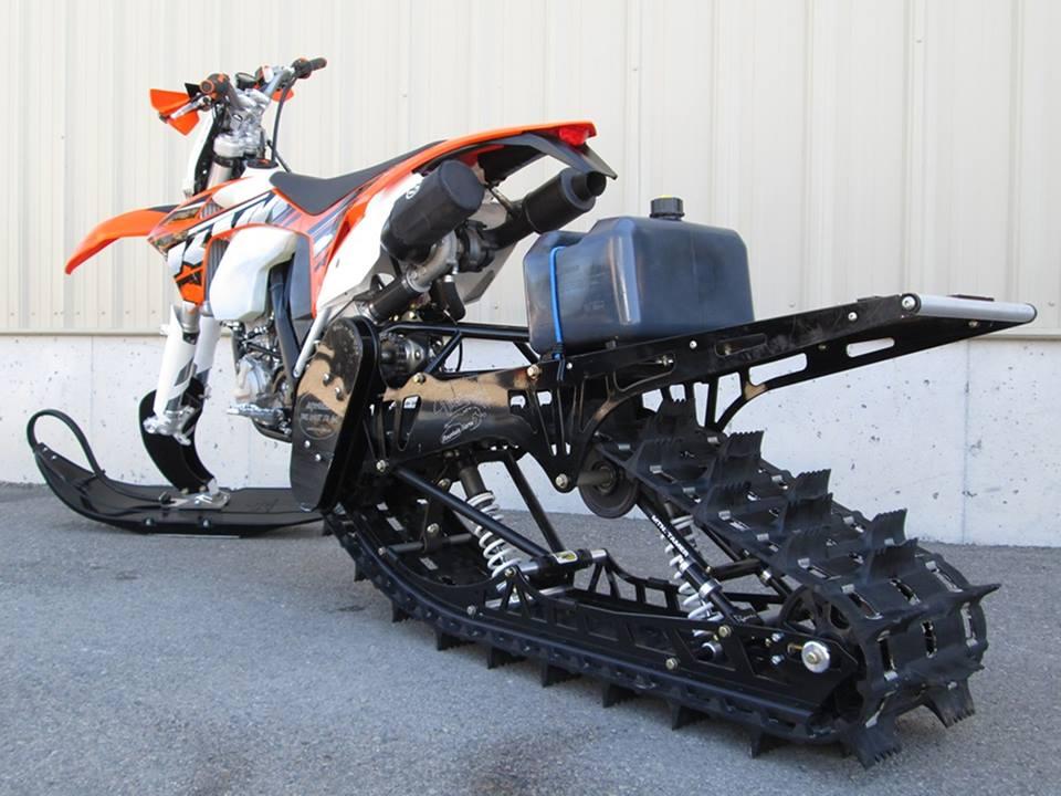 Nouveau kit de chenille pour moto... Viembq