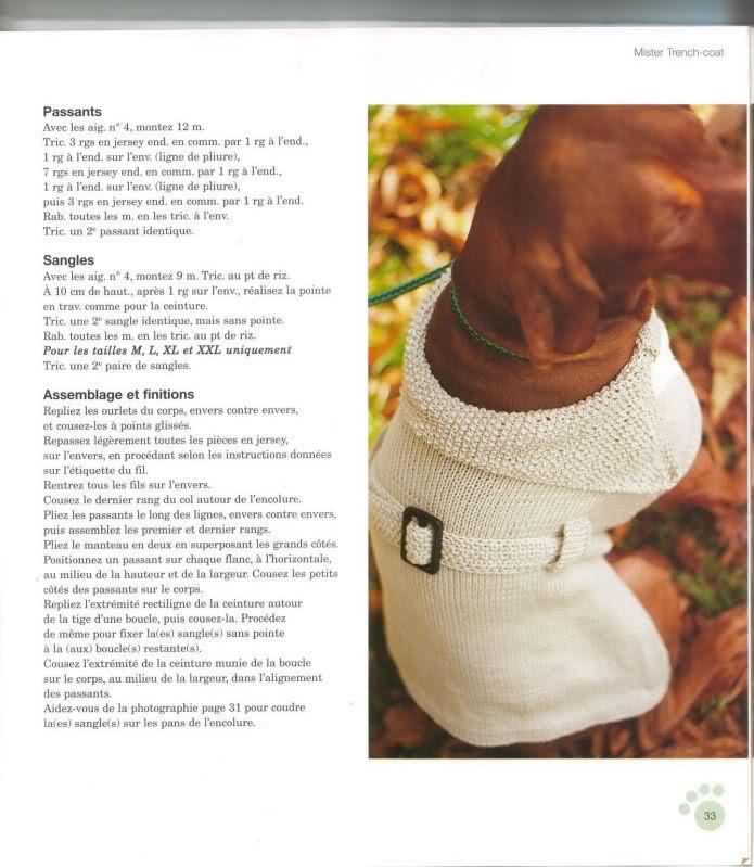 modelo de ropa para perros W8kv4l