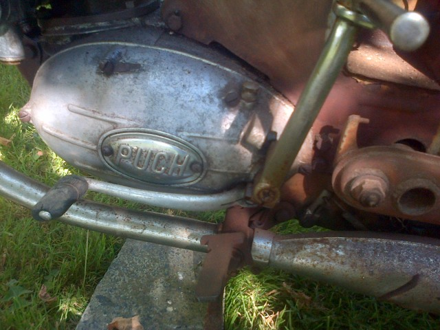 Puch 175 SV   Wjsqw