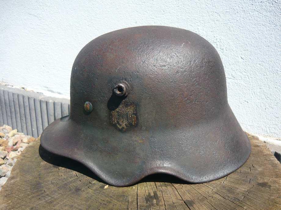 casque M18 à échancrures reconditionné 1940  X3ssy