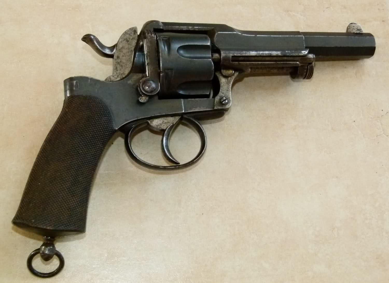 Revolver Fagnus maquaire 11 mm 1873 Zlaywo