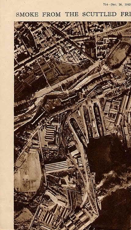 Le sabordage de la Flotte à Toulon (83) 27/11/1942 10cj3fk