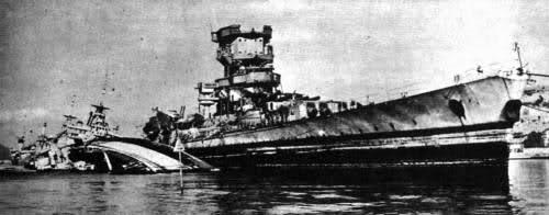 Le sabordage de la Flotte à Toulon (83) 27/11/1942 10cjfyu