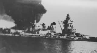 Le sabordage de la Flotte à Toulon (83) 27/11/1942 10cjlu0