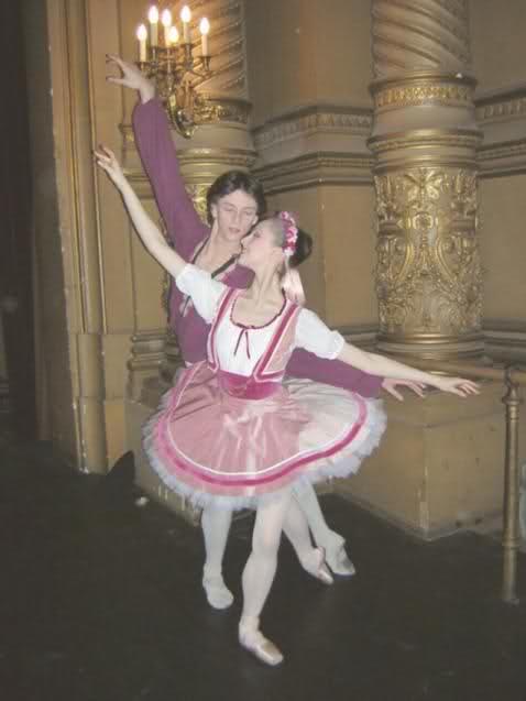 Corps du ballet de l'opéra de Paris (Quadrilles) 10xbpma