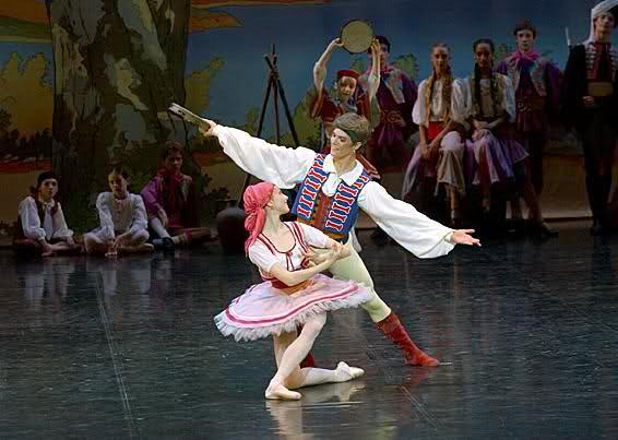 Corps du ballet de l'opéra de Paris (Quadrilles) 10xbyic