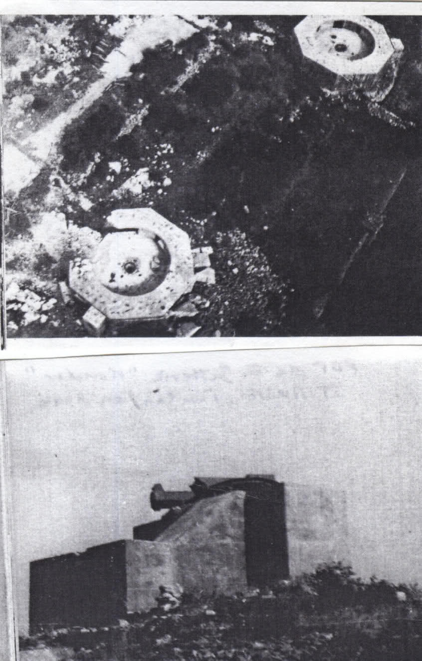 Tor 008, Marine Flak 4./819 Kondor, Ste Musse (La Garde, 83) 24cfsb4