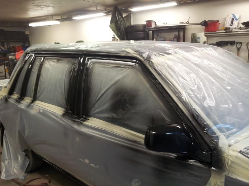 "Golden Boy - Volvo 740 Turbo ""driifto""  (Till Salu) - Sida 11 142ctmt"