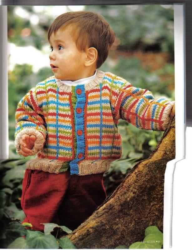 Otras chaquetitas de bebés (Para otoño-invierno)(Matilde) 148oqv5