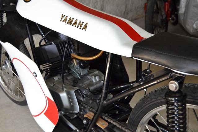 Yamaha 50 Racer 15zi55i