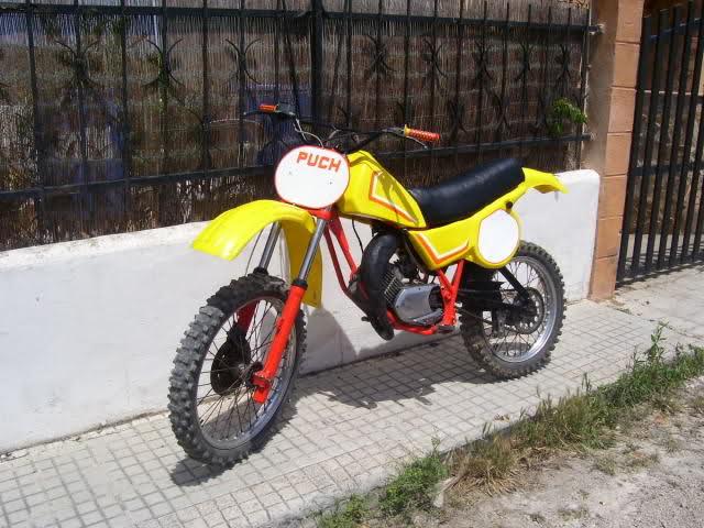 Puch Cobra M-82 - Mana 16k6jqw
