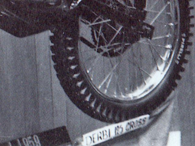 cross - Derbi Cross 125 - 1959 * Rafbultaco 16ldxdl