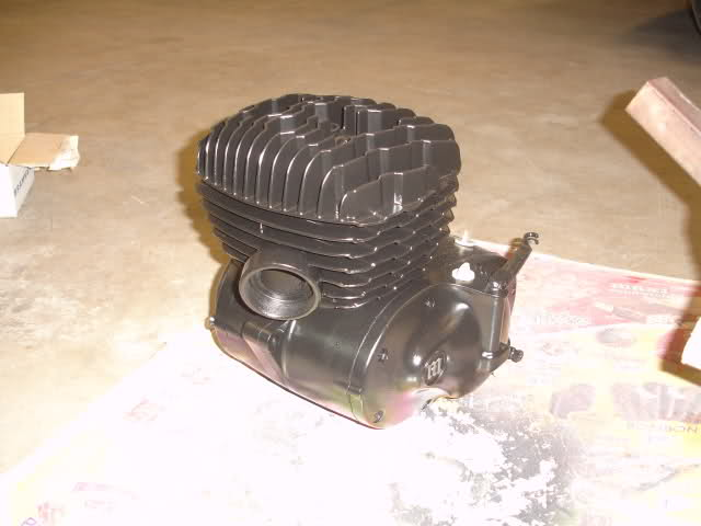 Montesa 250 cc. para circuito 17tnye