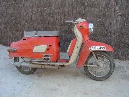 Mi nueva Scooter Manet 125 1exag6