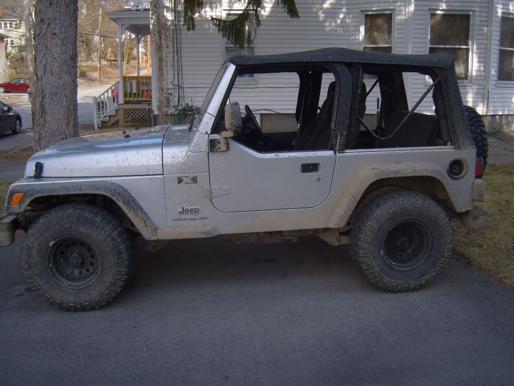 JT's 2003 Wrangler X (slow build kinda) 1zvtj07