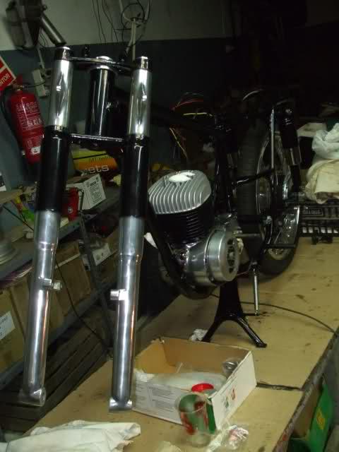 Restauración Bultaco Tralla 101 1zydklk