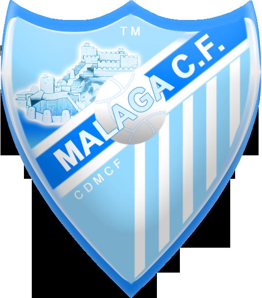 8 diseños del escudo del Malaga, formato PNG, 536px por 610px 20ib0jl