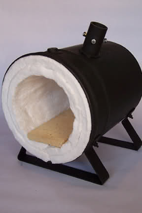 Fragua casera a Gas--Gas Forge 214bbf5